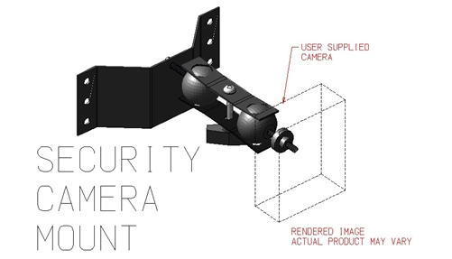 Ultimate Trail Camera Security Mount