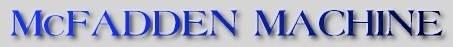 McFadden Machine Coupons & Promo codes