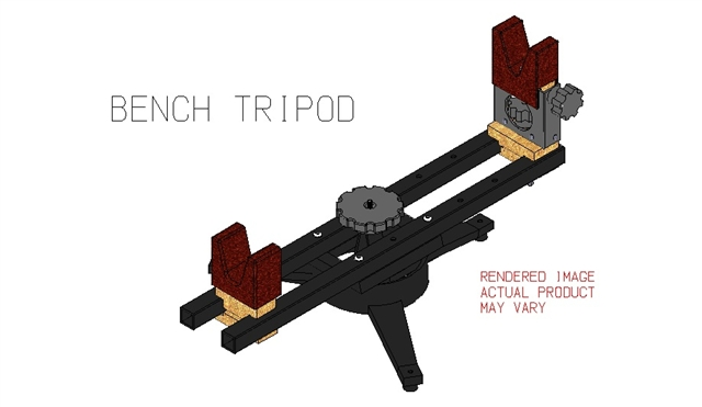 Ultimate Tripod Bench Rest