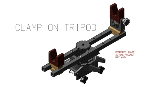 Ultimate Tripod Clamp On