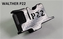 (#13) WALTHER P22 / SP22 /G22 Bull Pup Rifle Magazine Adapter Only